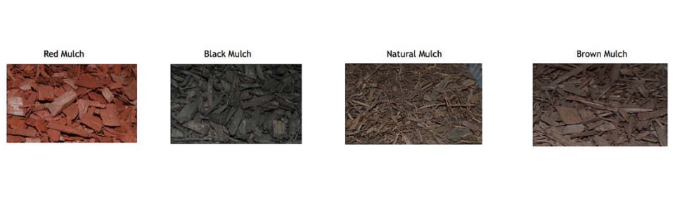 Bulk Mulch - All Bulk mulch is $33 per Scoop.